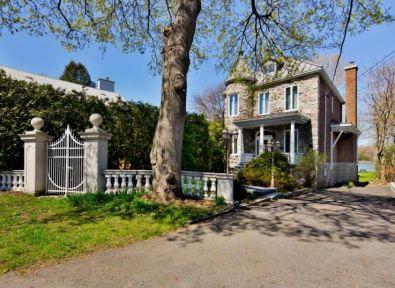 Immobilier Quebec Canada Montreal : Maison/Villa acheter villa ...